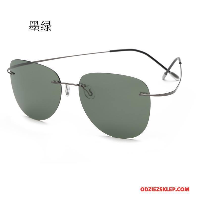 Damskie Okulary Przeciwsłoneczne Wielofunkcyjne Pure Ropucha Polaryzator Damska Męska Zielony Sprzedam