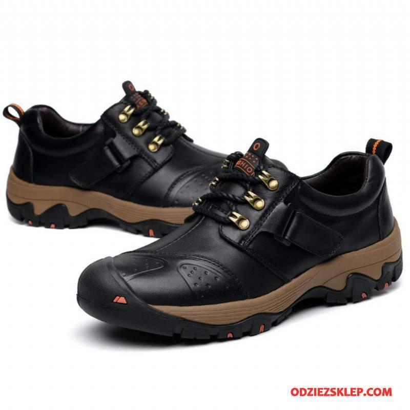 Męskie Buty Na Wędrówki Buty Do Biegania Outdoor Odporne Na Zużycie Męska Casual Duży Rozmiar Czarny Kupię