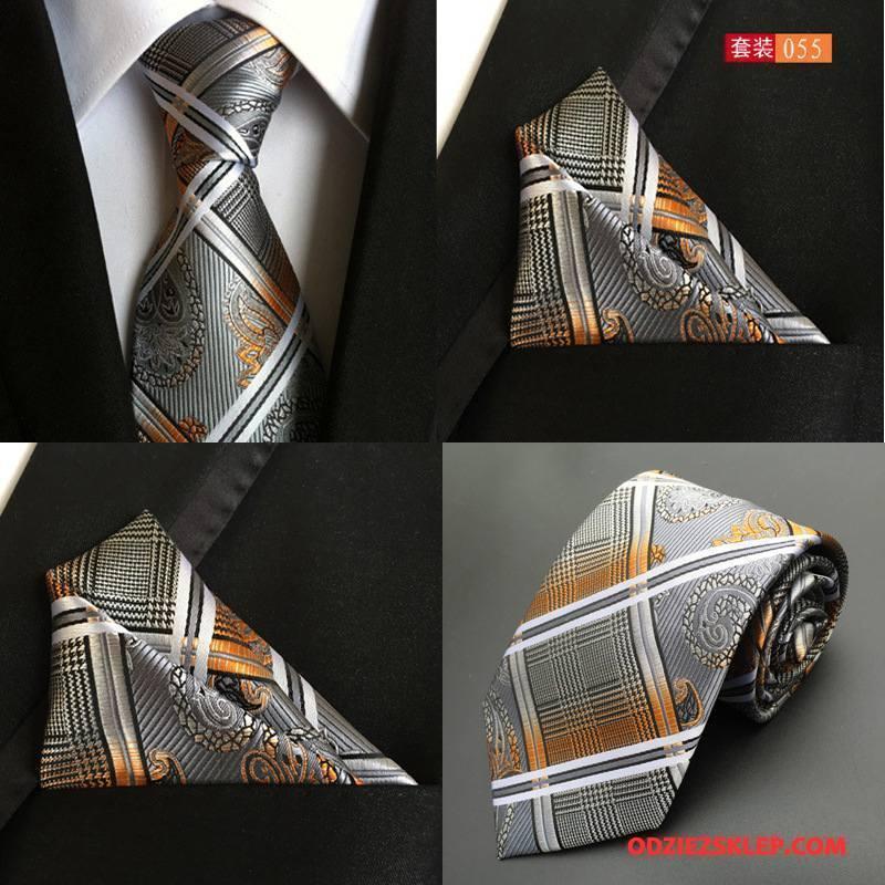 Męskie Krawat Kwiaty Garnitury Siatkowe Wielki Męska Szary Online