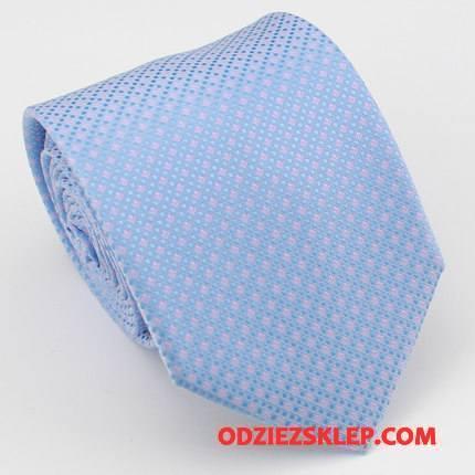 Męskie Krawat Pudełko Na Prezenty Moda Butik Męska Sukienka Z Pracy Niebieski Sklep