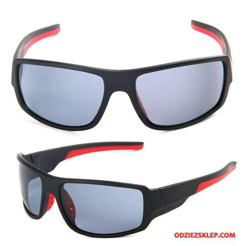 Męskie Okulary Przeciwsłoneczne Dla Kierowców Polaryzator Jazdy Wędkarstwo Nowy Męska Czerwony Kupię