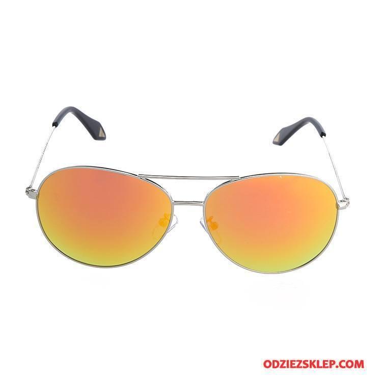 Męskie Okulary Przeciwsłoneczne Ropucha Wędkarstwo 2018 Dla Kierowców Męska Moda Oranż Sprzedam