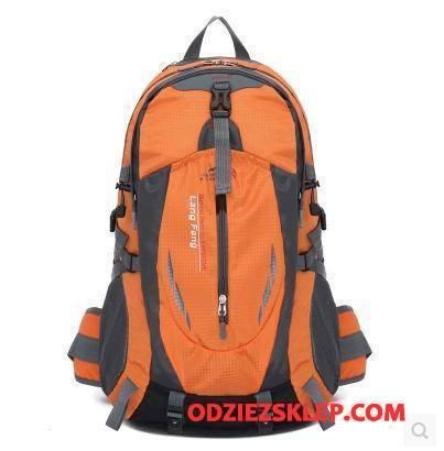 Męskie Plecak Podróżny Sportowe Tornister Szkolny Outdoor Damska Męska Casual Oranż Sprzedam