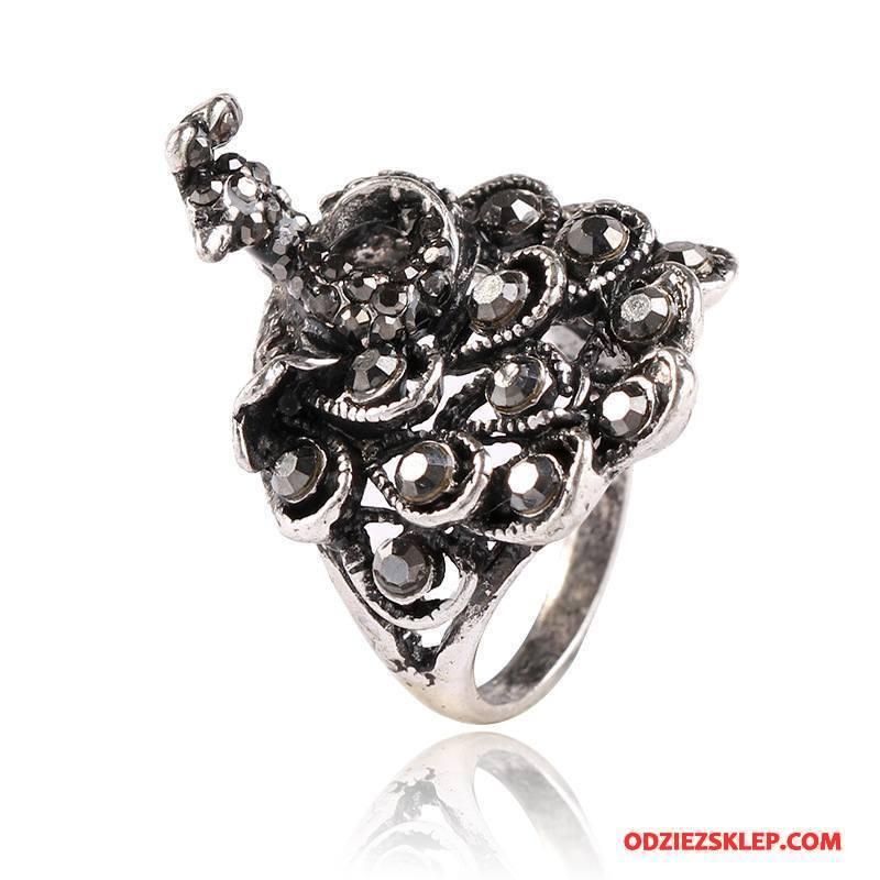 Męskie Srebrna Biżuteria Europa Popularny Twórczy Męska Paw Akcesoria Na Sprzedaż