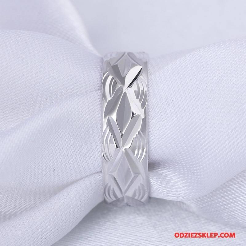 Męskie Srebrna Biżuteria Męska Pure Kwiaty Srebrny Sprzedam