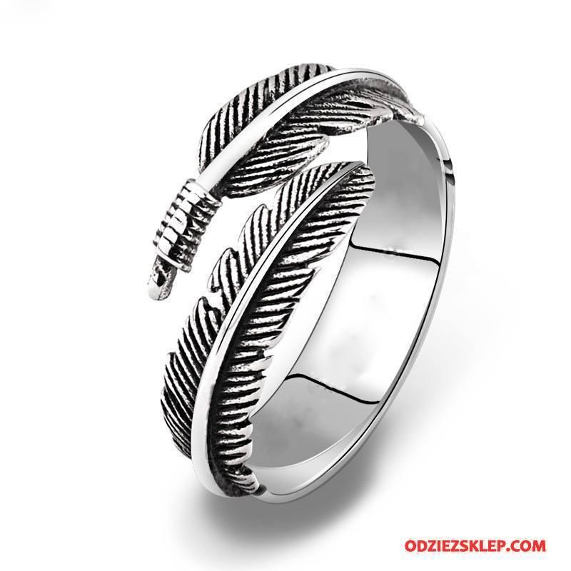 Męskie Srebrna Biżuteria Zakochani Męska Akcesoria Vintage Srebrny Sprzedam